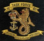 TASK FORCE - Blazer Badge
